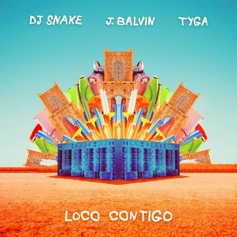 Loco Contigo artwork